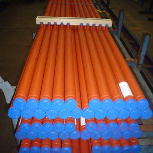 Prefabed Sprinkler tubes