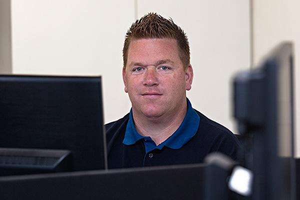 DS Metaal Marco van Bijnen Deskundige Logistics