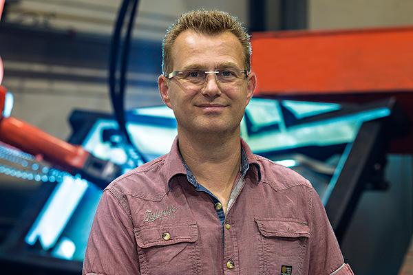 DS Metaal Robert Moos Deskundige Robotlassen