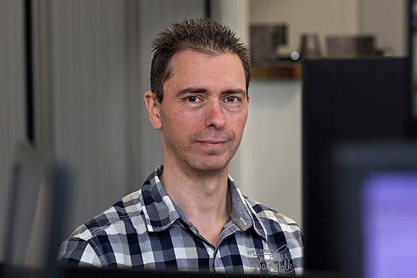 DS Metaal Raymond van Kan Deskundige Engineering