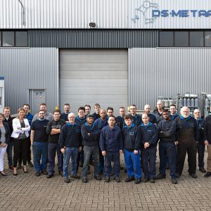DS Metaal Workforce